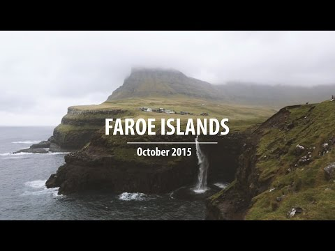 Faroe Islands 2015 Travel Diary