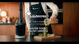 Vacuum Blender Masterpro - Tut…