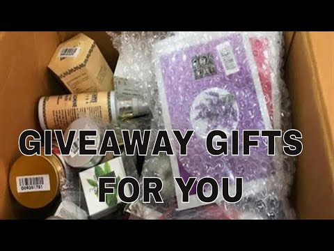 Giveaway Announcement | 16th July 2019 | Giveaway Gifts | Honeys Beauty & Health