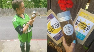 Kiani's Review on ASAP SKINNY Tea (Detox Tea/Teatox)