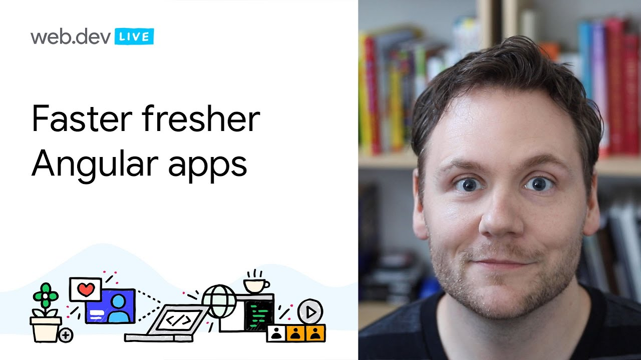 How to stay fast and fresh with Angular