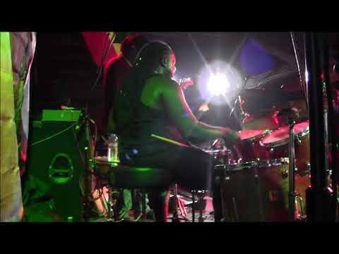 Reggae Drummer Dyrol(Chops)Randall with Warrior King part 4