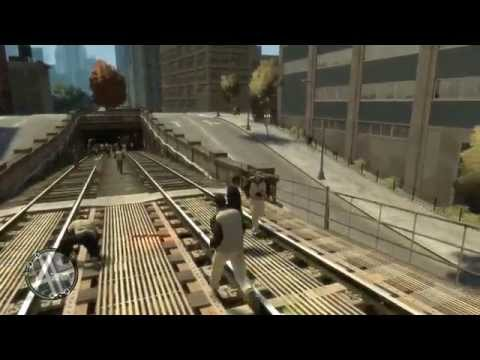 GTA 4 - Roman Must Die
