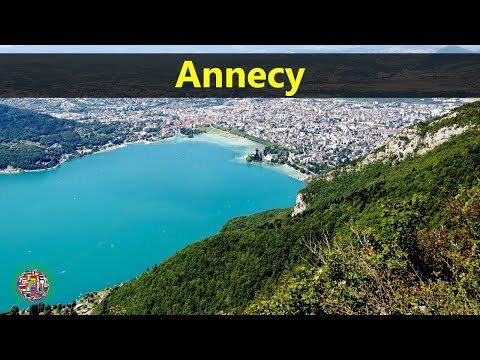 Best Tourist Attractions Places To Travel In France | Annecy Destination Spot