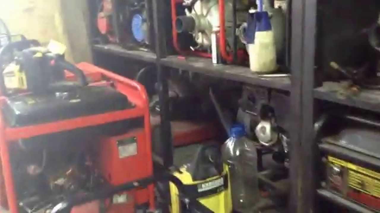ремонт газонокосилок в химках