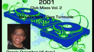 2001 Club Mixes Vol 2  (House, Club and more)