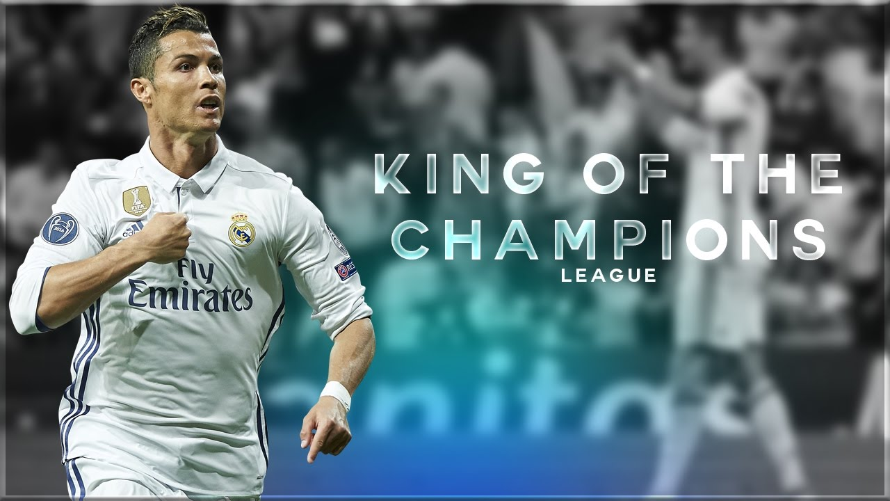Cristiano Ronaldo - King of the Champions - YouTube