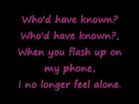 Who have known lily allen lyrics