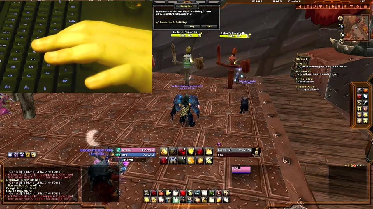Razer Naga World of Warcraft Addon 64 BIT