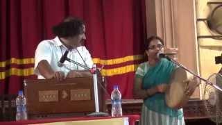 Sheetal Sathe perfoms at launch of Sachin Mali