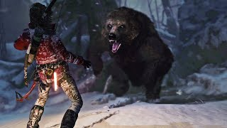 "Rise of the Tomb Raider - ""Siberian Wilderness"" E3 2015 HD Demo"