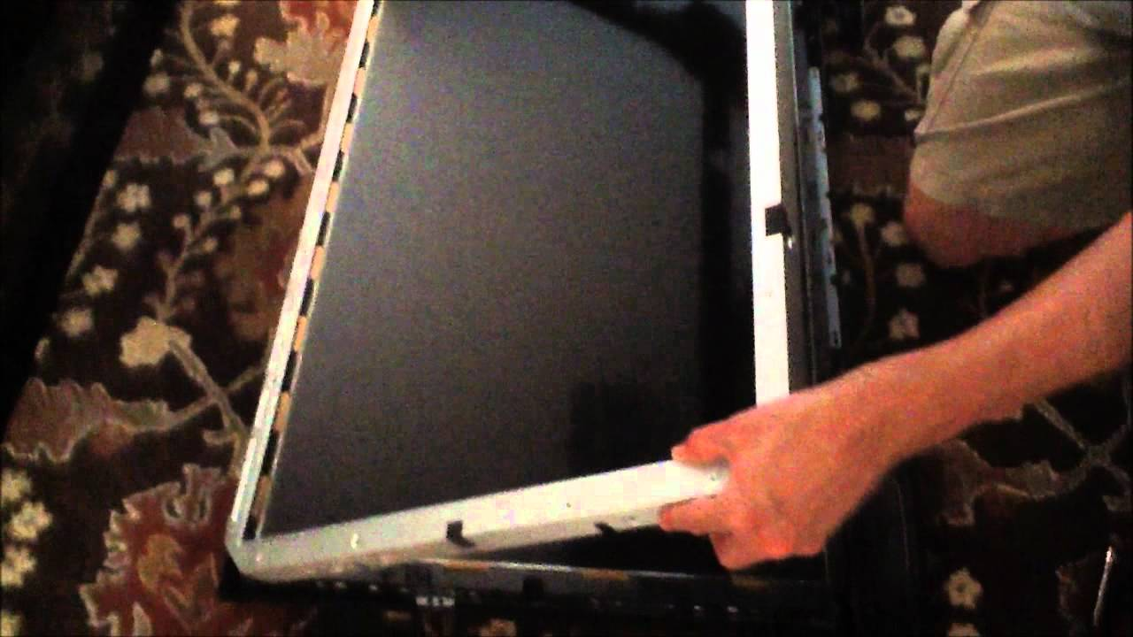 how to buy and replace lcd tv display