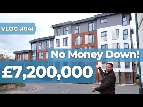 NMD Property Developer | £7.2M Property Development UK | Vlog #041