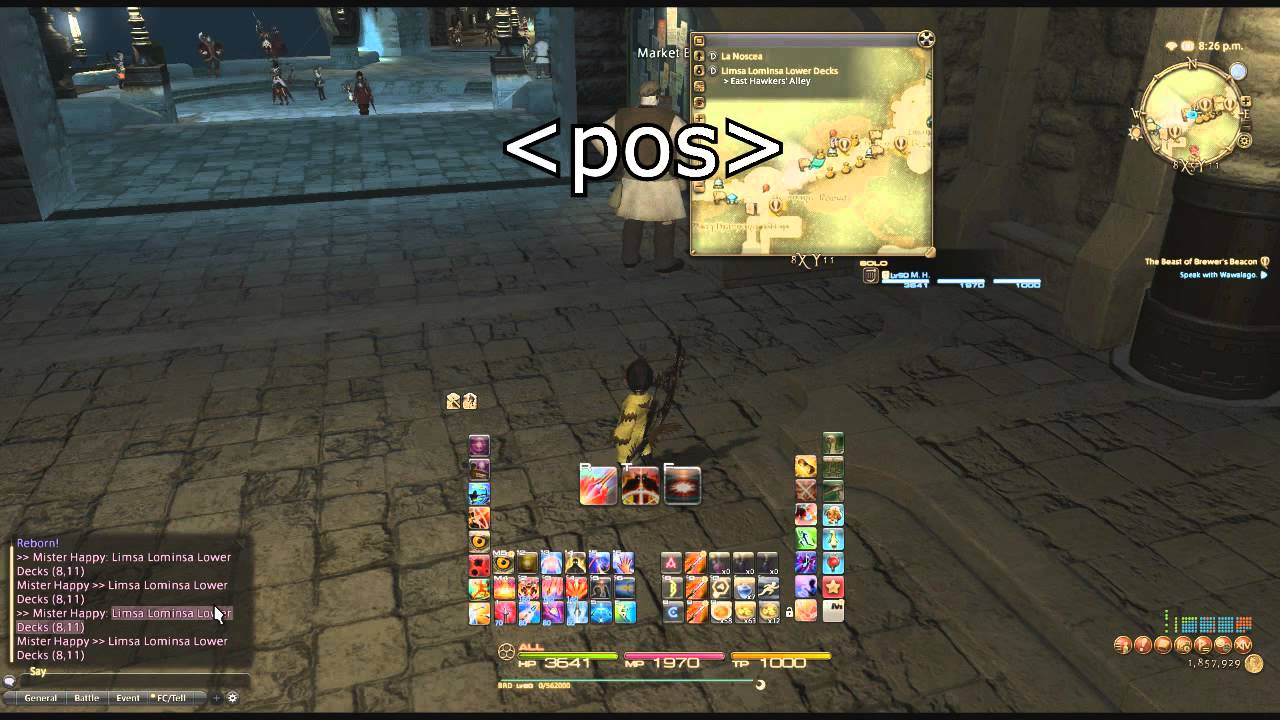 FFXIV ARR: Mrhappy Banned For Using Radar???