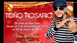 Toño Rosario - Vive La Vida En Navidad (Nuevo 2013)