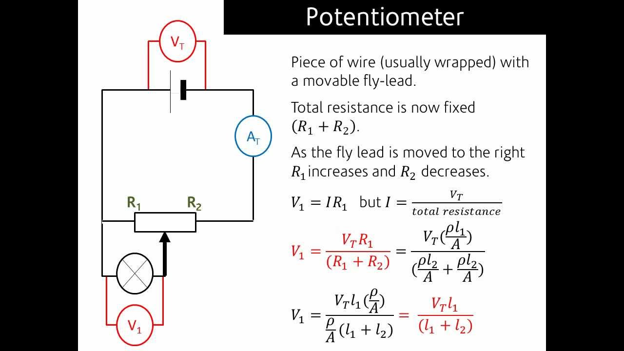 How Potentiometer Works Guitar Pot Wiring Electrical Engineering Stack Exchange What Is A And Does It Work Youtube