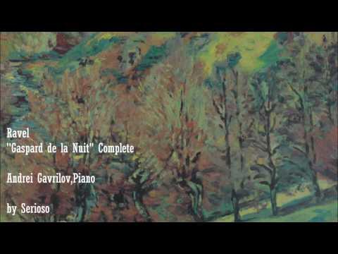 Ravel, Gaspard de la Nuit, Gavrilov