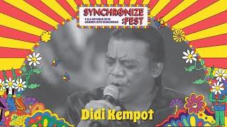 Download Didi Kempot LIVE @ Synchronize Fest 2019