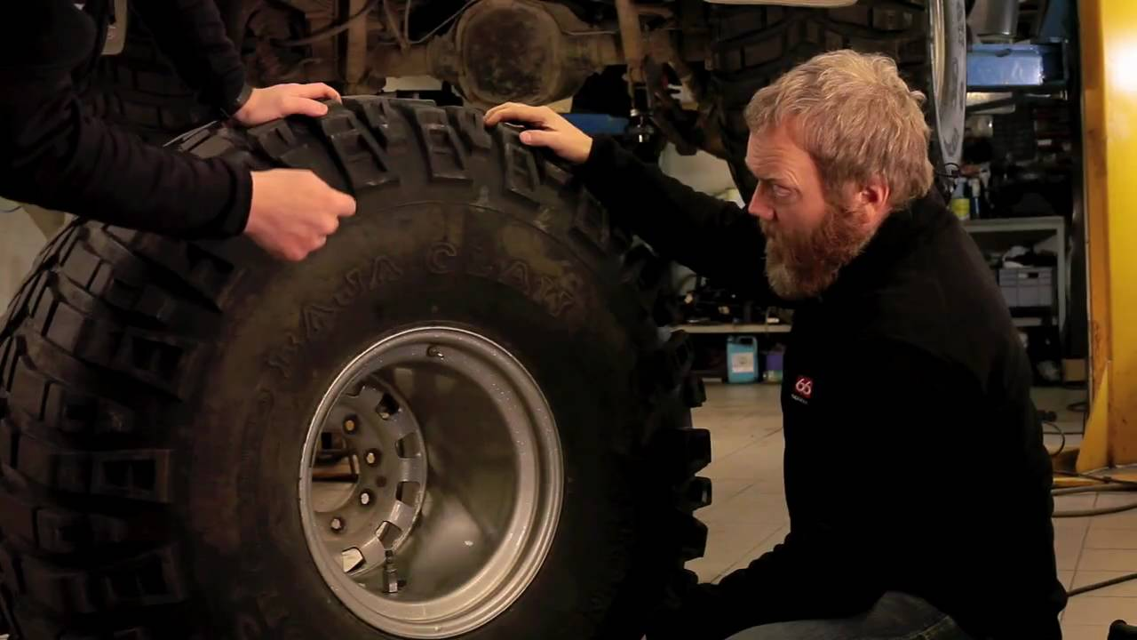 Custom Ford Trucks >> ICELAND'S GIANTS OF OFFROAD: Extreme Offroad Ford Trucks
