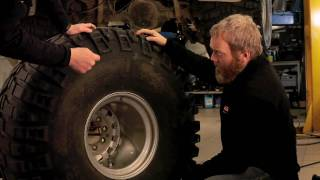 ICELAND'S GIANTS OF OFFROAD: Extreme Offroad Ford Trucks