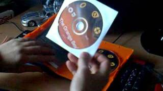 The orange box unboxing [pc]