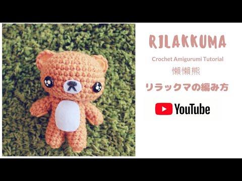 Amigurumi: San-X Crochet Patterns: Featuring Rilakkuma ...   360x480