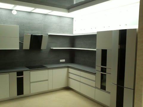 Как выбрать кухню .Обзор профессионалов.Кухни под заказ .Мебель для кухни.Фасад мдф покраска. EGGER