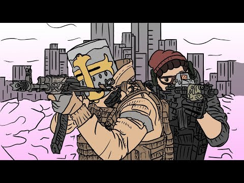 ESCAPE FROM TARKOV WITH THE ZF CREW, SWAGGER, INOTORIOUS & BORDIE