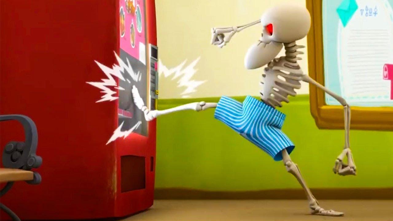 Zizi Is Gross! | Spookiz | Cartoons for Kids
