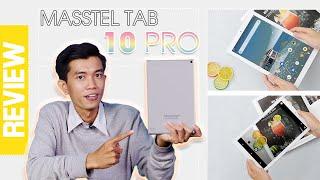 Đánh giá Masstel Tab 10 Pro: Chiếc máy tính bảng giá rẻ còn sót lại!