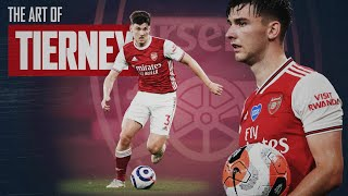 The Art Of Kieran Tierney | Goals, Assists, Skills, Tackles & Passion | Compilation