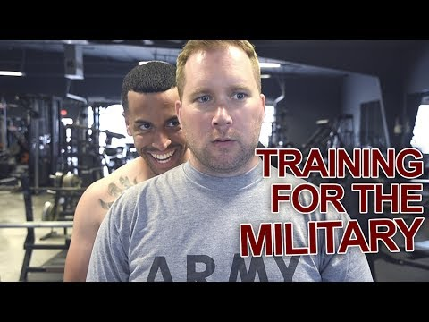 Training For The Military!