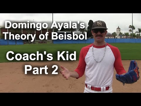 Coach's Kid Part 2 with Domingo Ayala