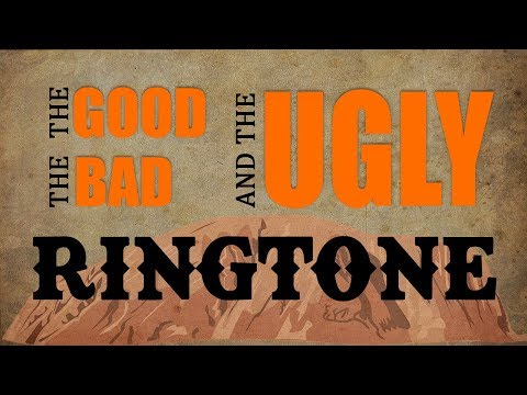 The good, the bad and the ugly ringtone main theme (original.