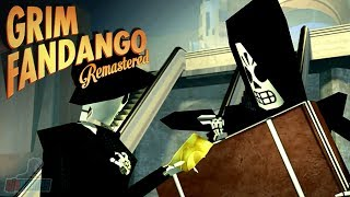 Grim Fandango Part 14 (Ending) | Point And Click Game Let