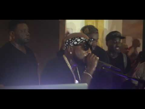 Young Jeezy Performing live at Trap or Die 3 album release at #GHOE in NC