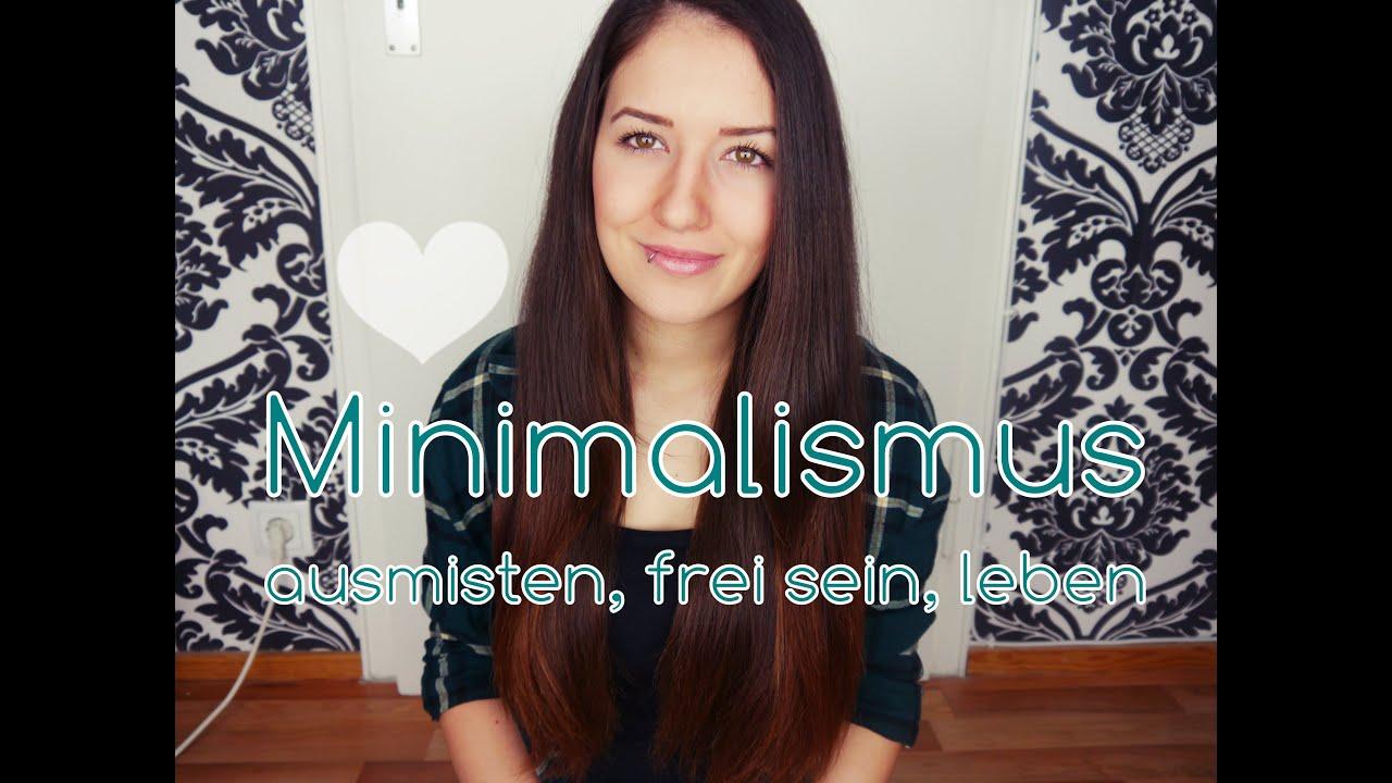 Minimalismus ausmisten frei sein leben for Minimalistisch leben erfahrungen