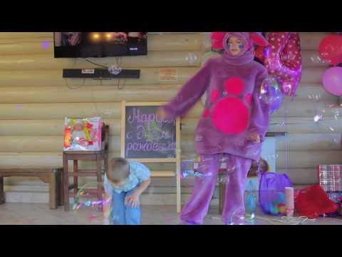 Детские праздники в Большой беседке - База отдыха Барвиха Барнаул