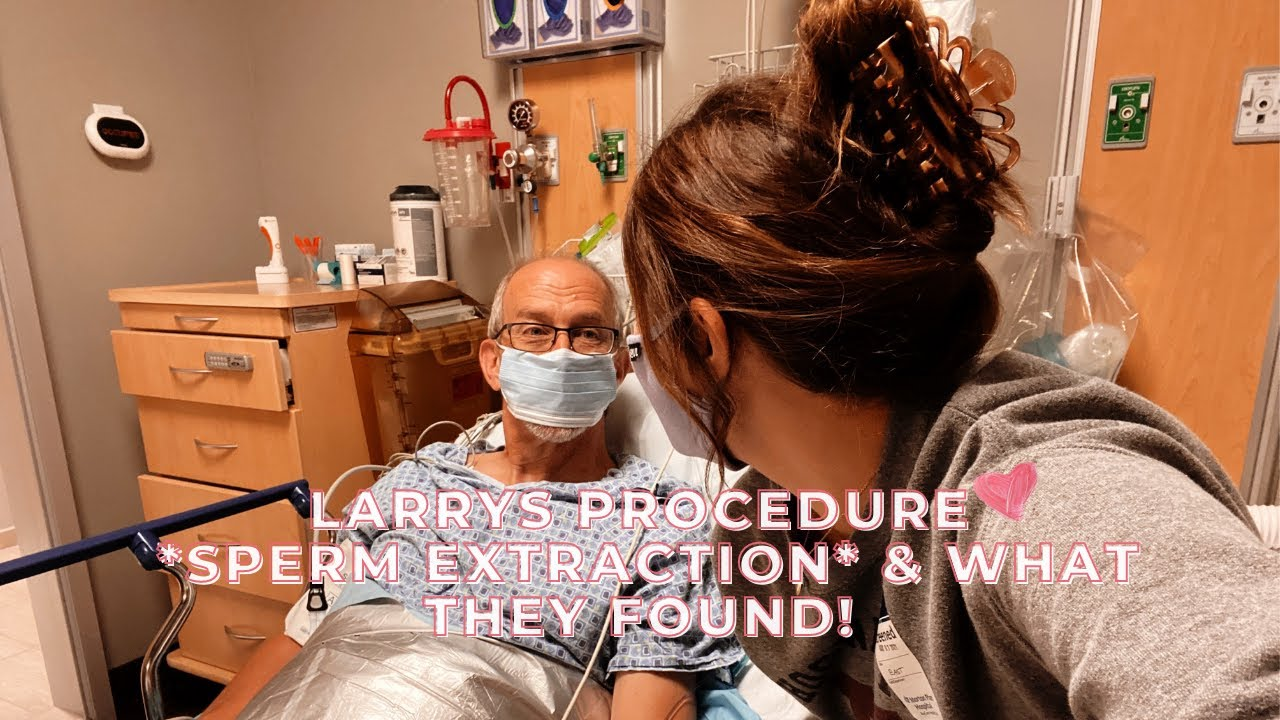 Download Larrys Procedure *Sperm Extraction* & What They Found!