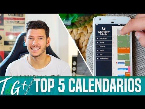 Top 5 Calendarios Android | 2017