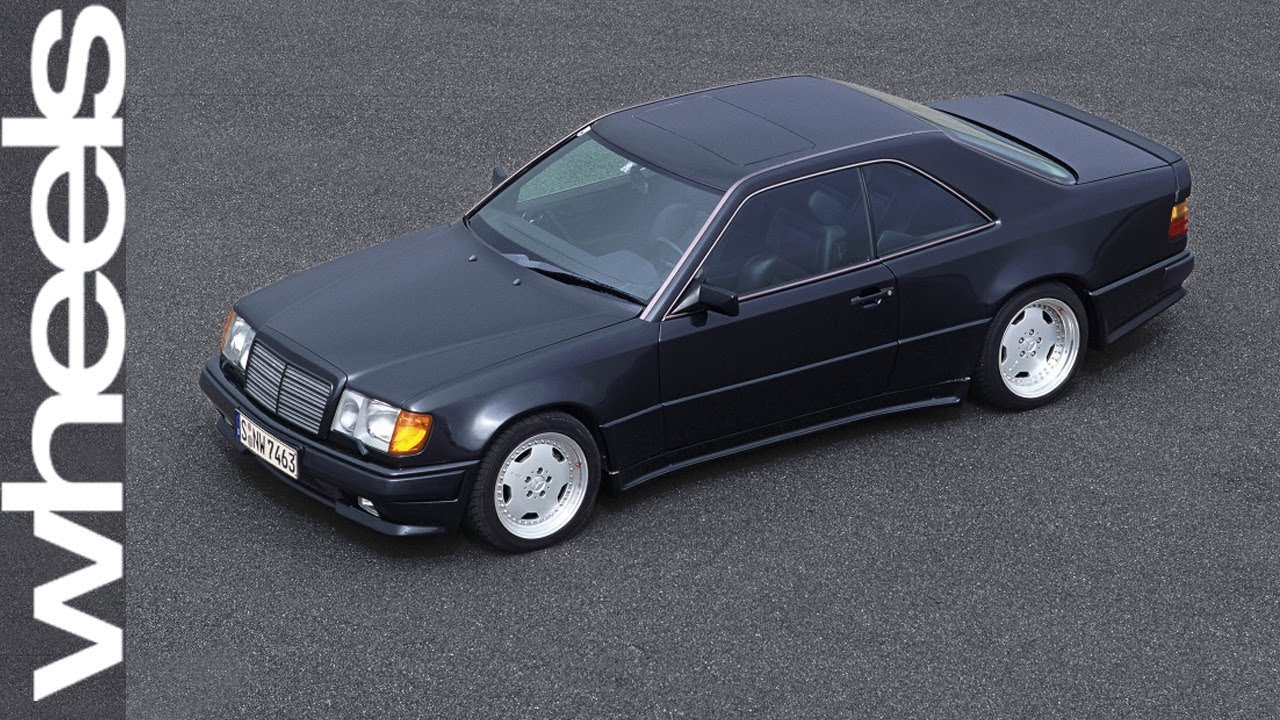 The hammer 1988 mercedes benz 300ce 6 0 amg review for 1988 mercedes benz 300ce