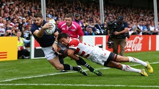 Rugby's BEST Try Saving Tackles