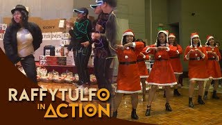 RAFFY TULFO IN ACTION CHRISTMAS PARTY 2018!