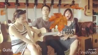 Anh cứ đi đi - Tùng Acoustic ft Mai Min & Ngân Chip