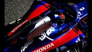 TORO ROSSO STR13 BRENDON HARTLEY F1 2018 BARCELONA TESTING DAY 6