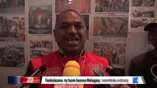 INFO K MADA Taombaovao malagasy DU 04 AVRIL 2019 BY KOLO TV