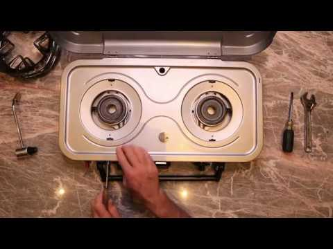 ❓How To Take-a-Part Coleman FyreKnight 🔥 Hyperflame 🔥 Propane Stove for cleaning or repairs👌