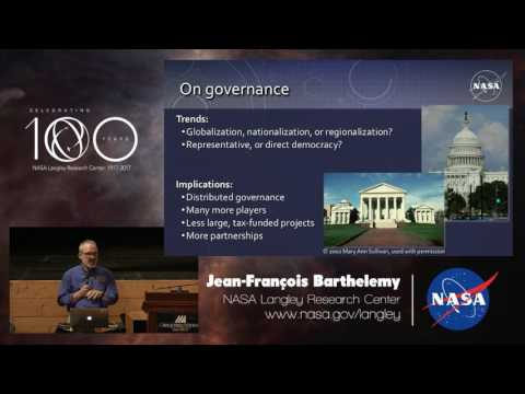 NASA/CNU Lecture Series: Futurists' View of Langley's Next 100 Years