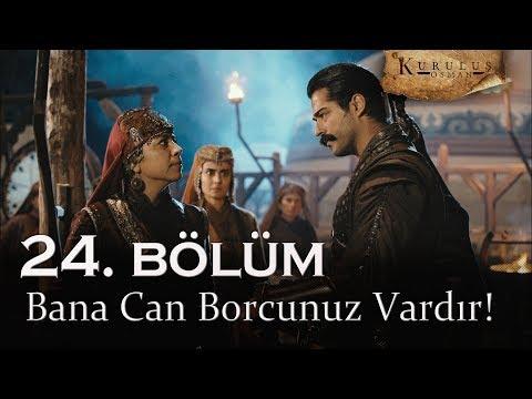 Hazal Hatun herkesin canını kurtarıyor - Kuruluş Osman 24. Bölüm