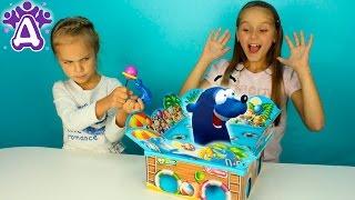 Игра Тюлени на арене НОВАЯ игра Для детей про Шоу морских котиков Играем вместе с Друзяками